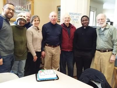 Clergy Wish Charlie Purinton Best of Luck