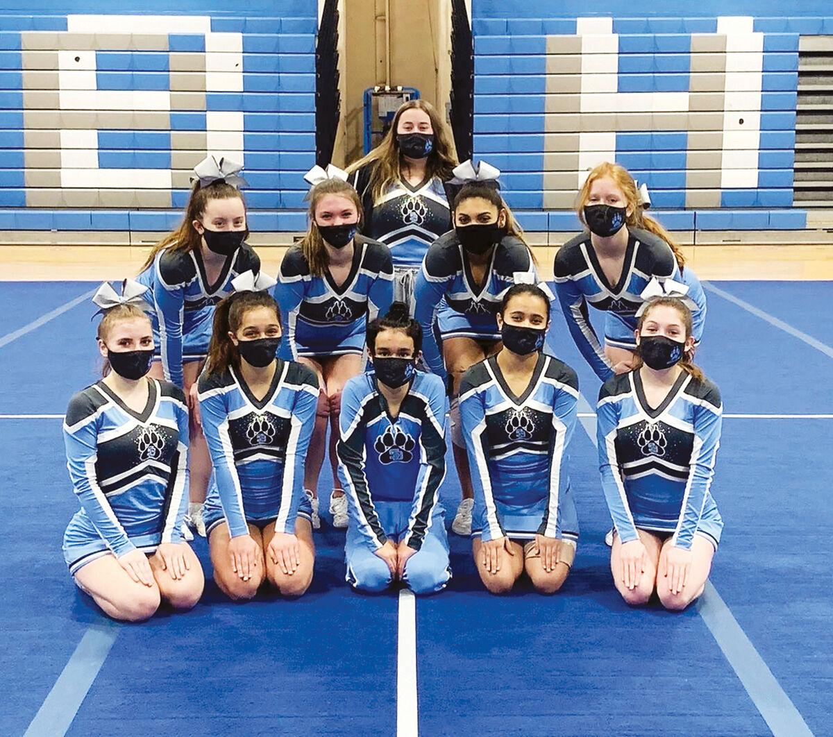 Cheer team wins big at conference