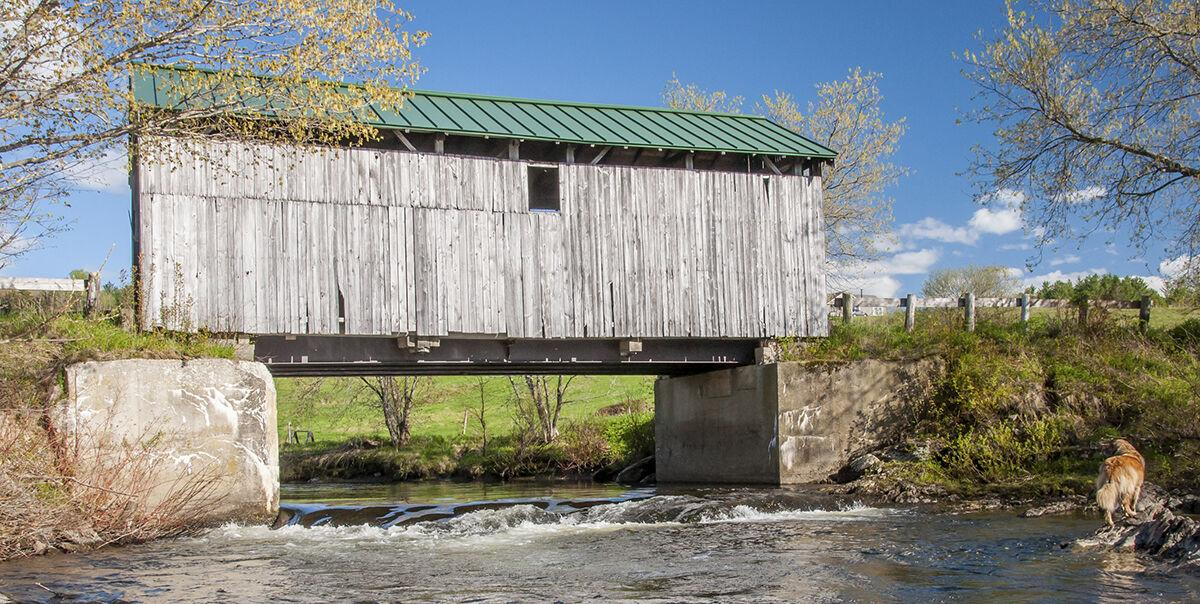 Scribner Covered Bridge