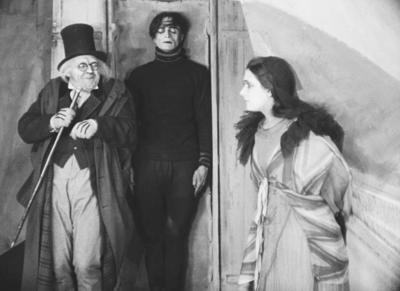 """""""The Cabinet of Dr. Caligari"""""""
