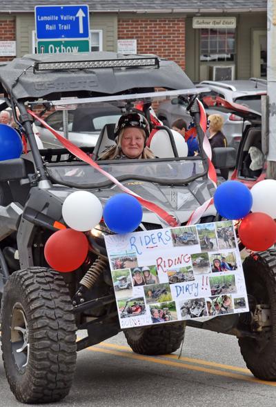 Morrisville parade 2021