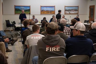 Waterbury fire truck vote