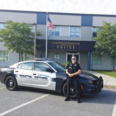 Officer Hazen Powell