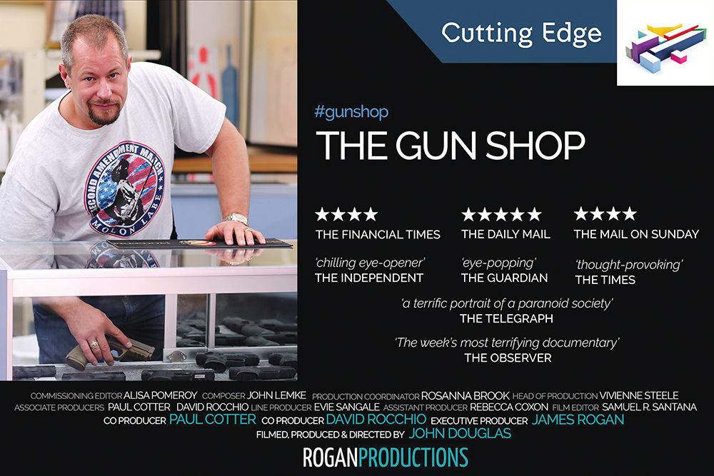 """The Gun Shop"" poster"