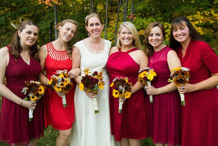 Laid-back brides