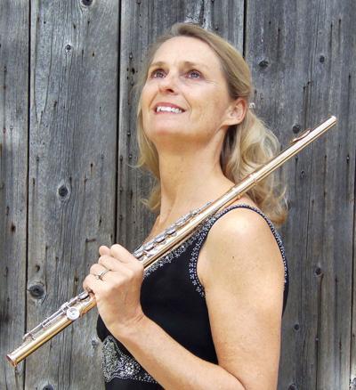 Flutist Anne Janson performs two free concerts