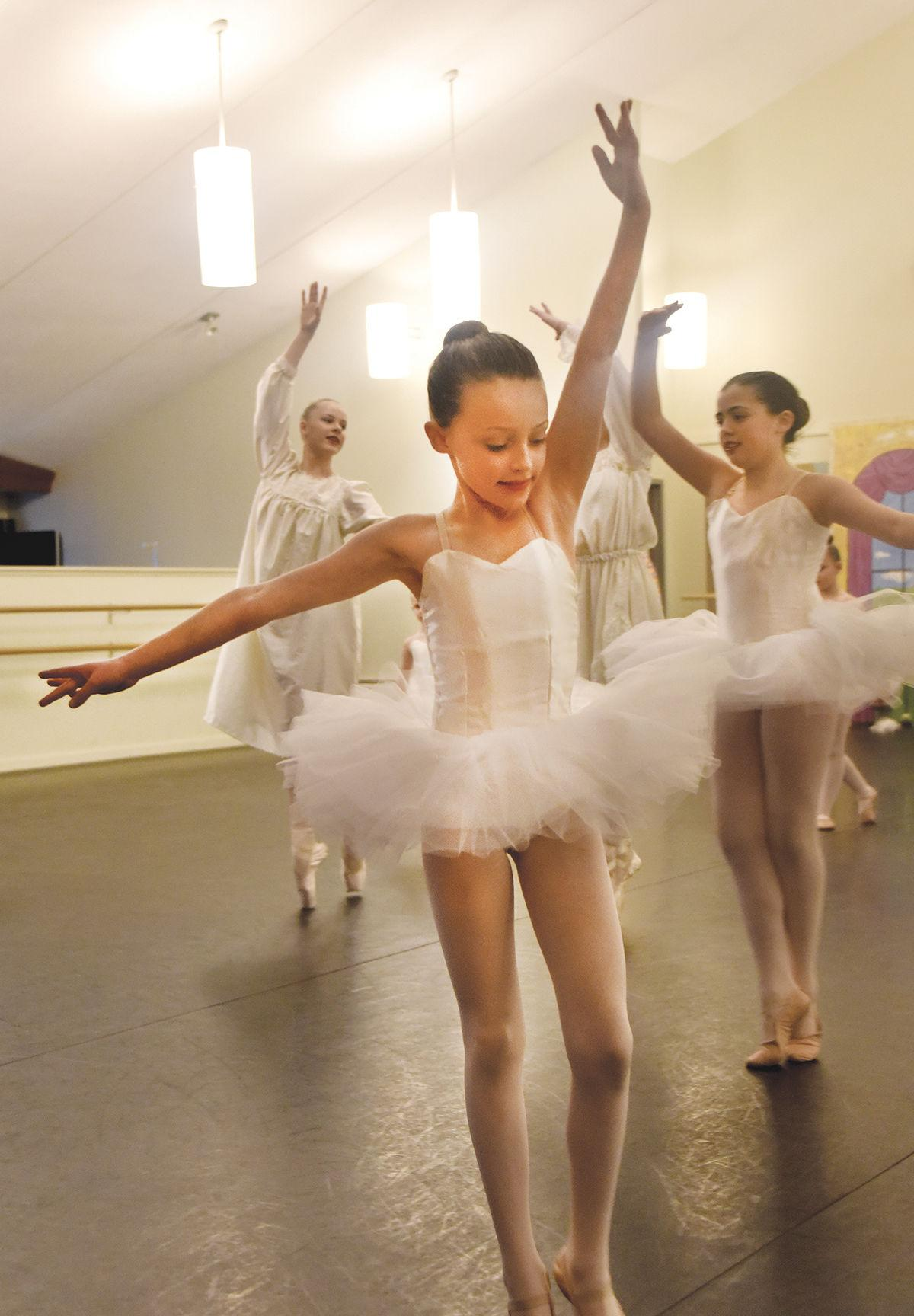 Classic holiday ballet