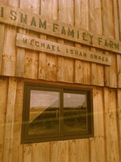 Isham Family Farm