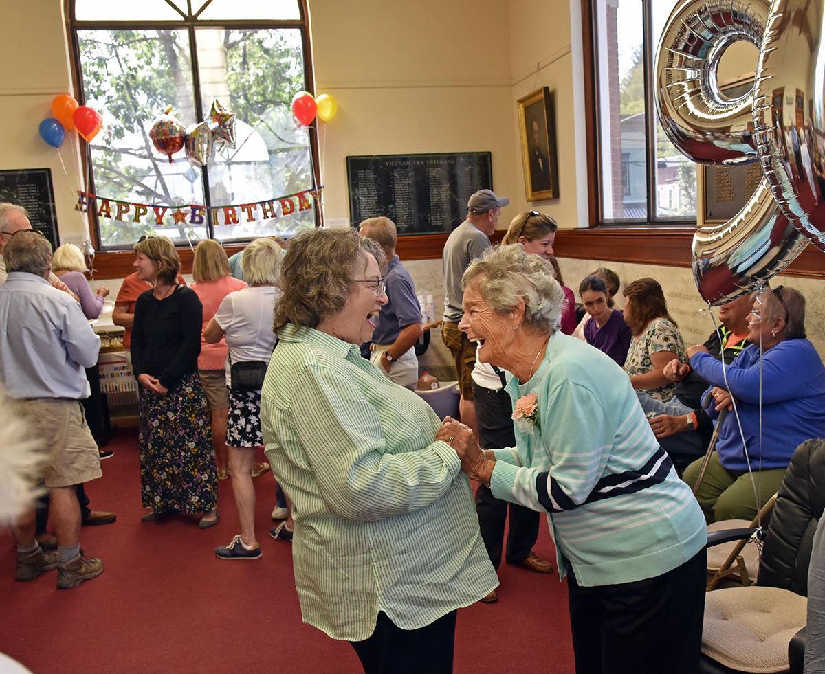 Barb Allaire's 90th celebration
