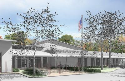 Waterbury Community Center drawing