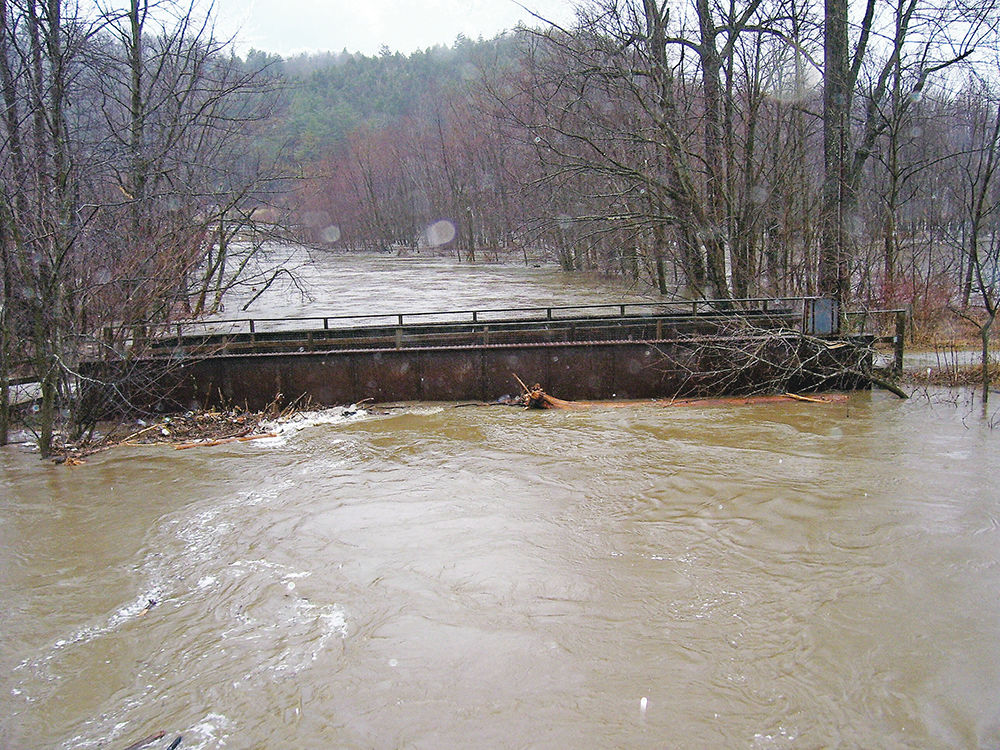 Perennial flooding problem