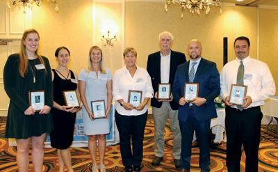 Athletic Hall of Fame welcomes 10 inductees