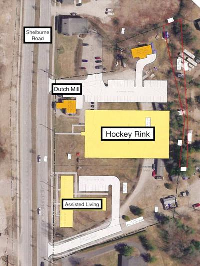 Hockey rink, assisted living proposed in Shelburne