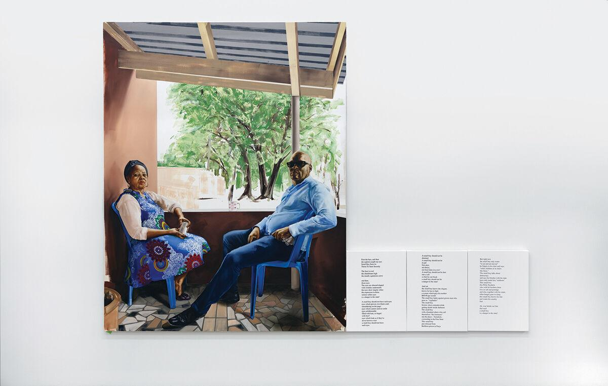 The Current explores democracy, colonialism in exhibit