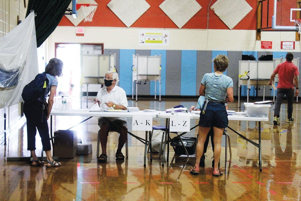 South Burlington voters get their ballots