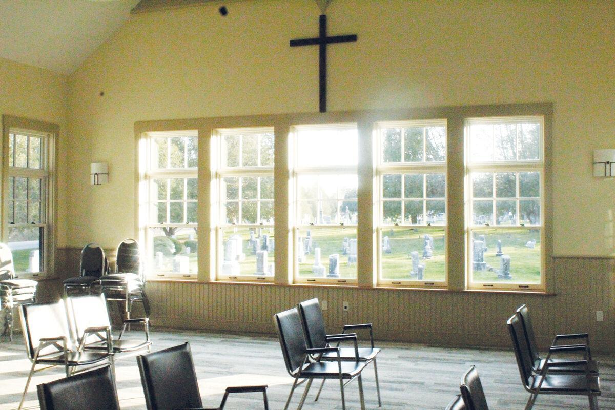 St. Catherine of Siena parish hall addition