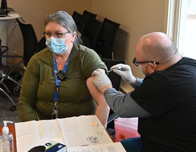 Coronavirus vaccine: Leila Cross