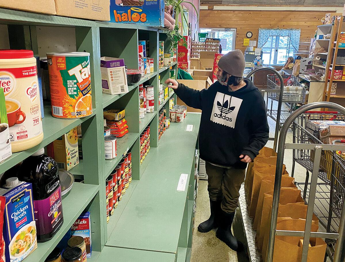 Food security: Adam Desrocher