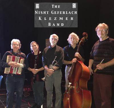 Farmers Night: the Nisht Geferlach Klezmer Band
