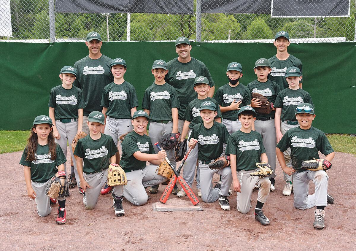 Lamoille County 8-10 All Stars