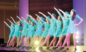TRIP is a competitive dance troupe associated with Stowe Dance Academy.
