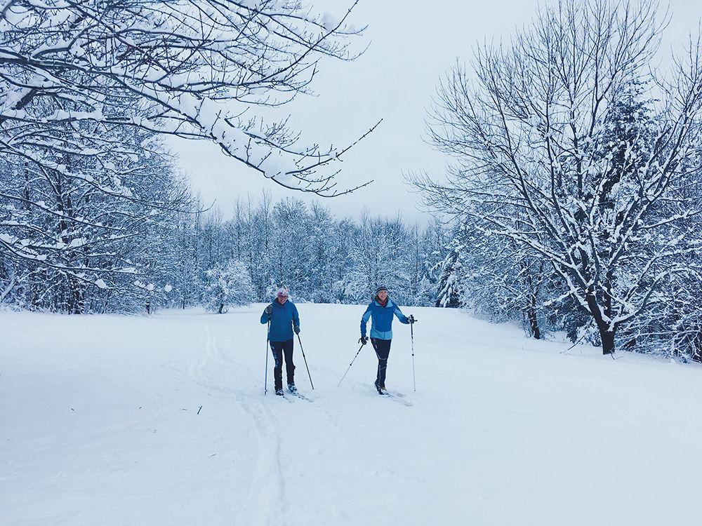 Brownsvilles skiers