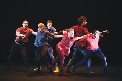 RUBBERBAND Dance Company