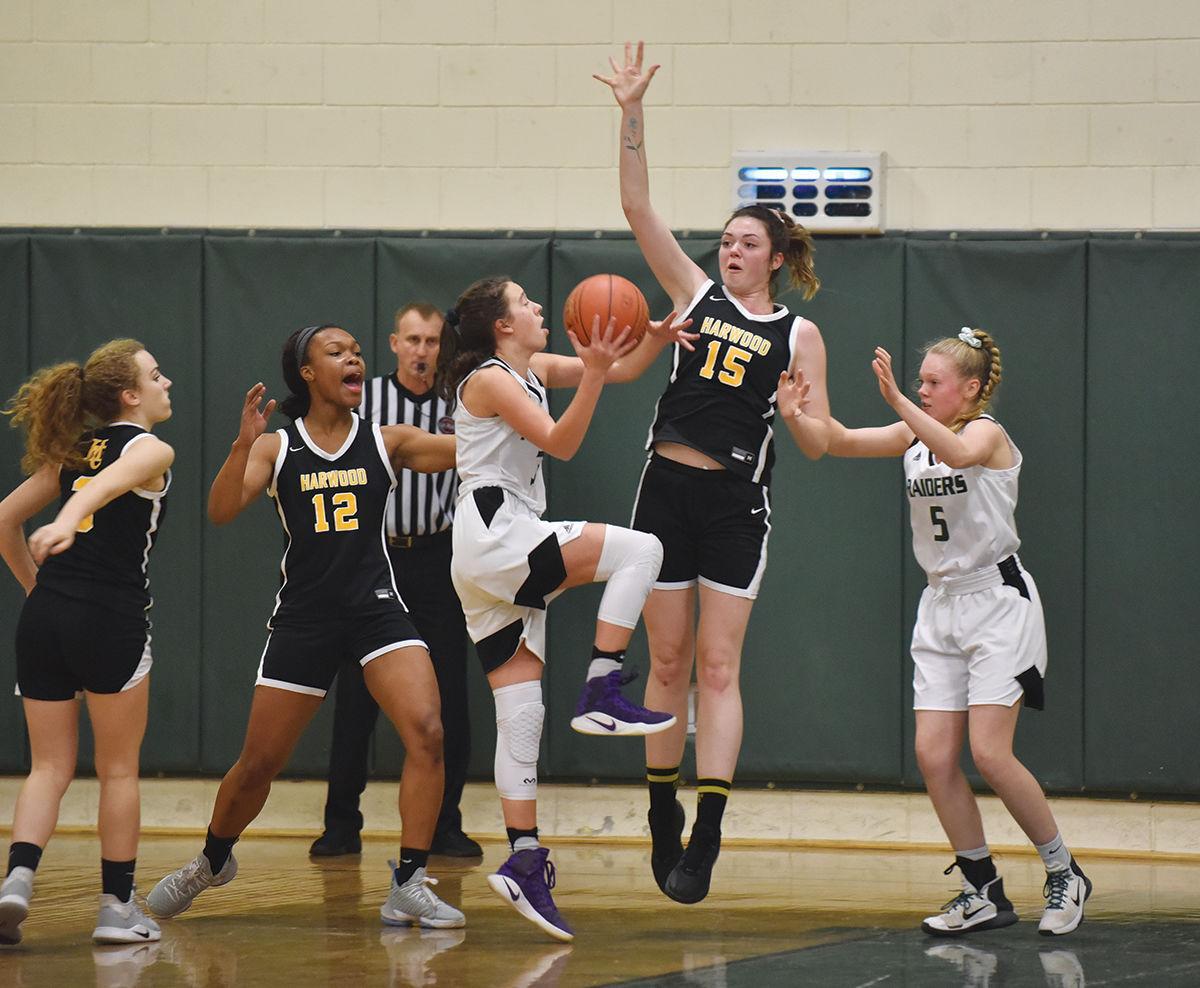 Harwood girls basketball: Mia Cooper