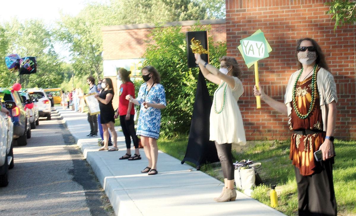 Shelburne Community School graduates