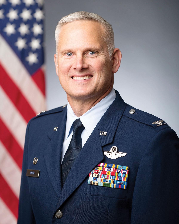 Col. David Smith