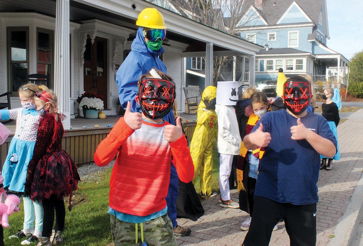 Stowe's Halloween Ghost Walk 2020