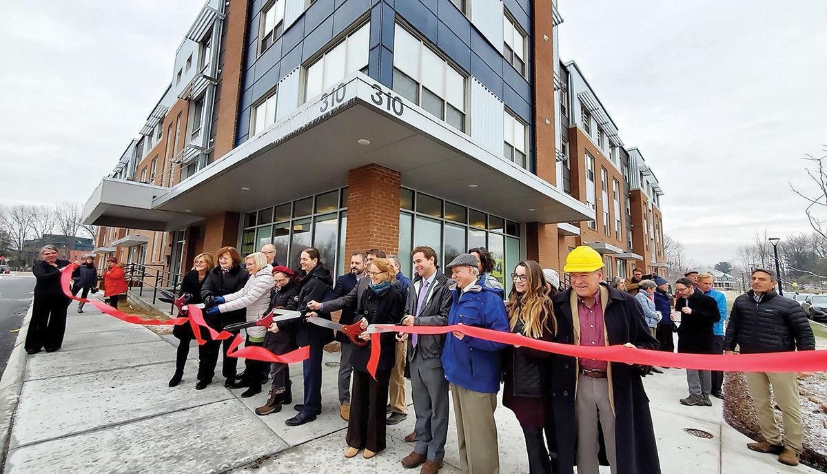 Garden Street Apartments are now officially open