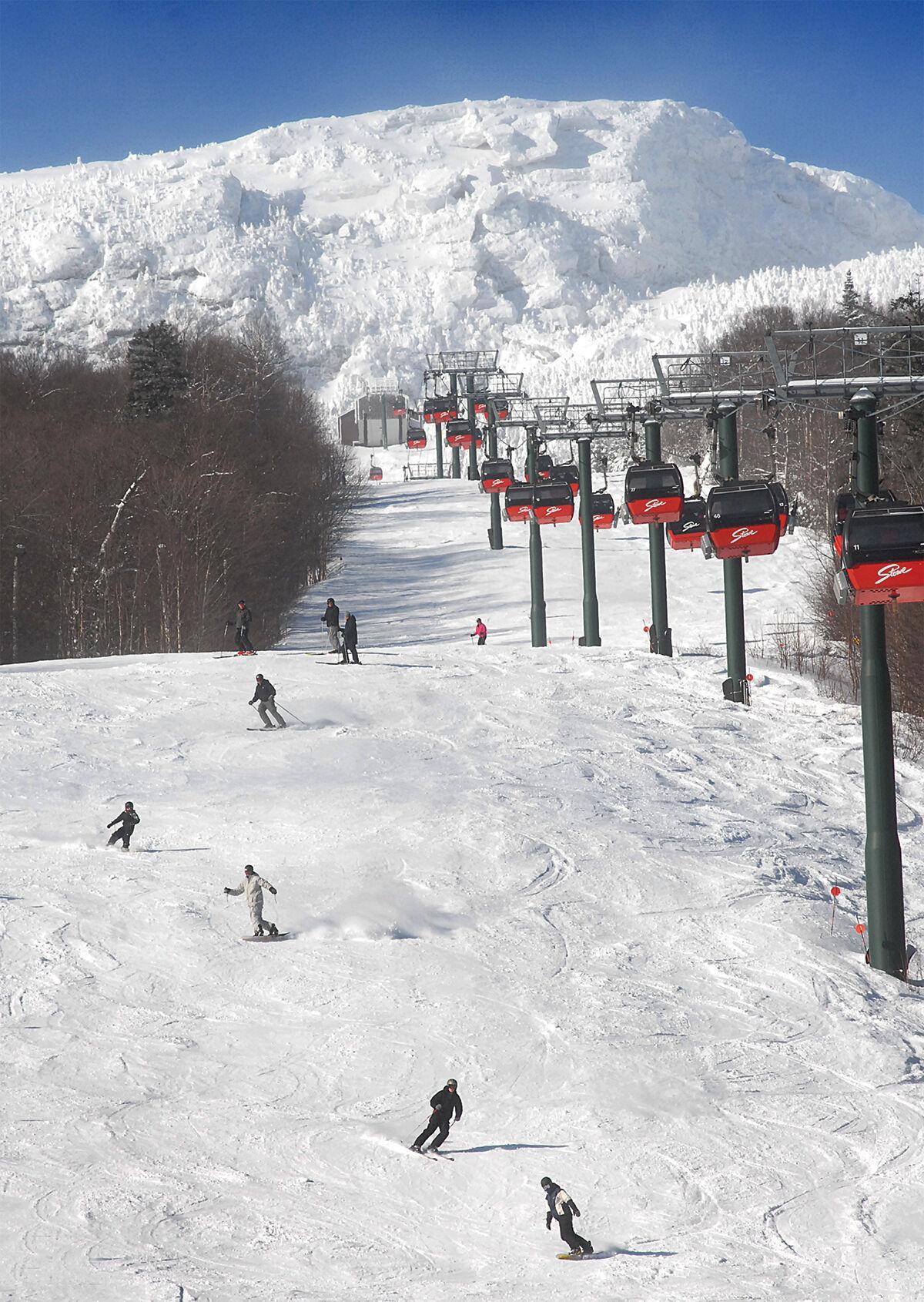 2020-2021 ski season