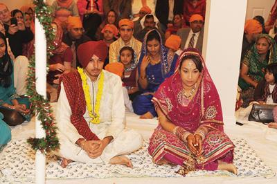 Geetanjali and Kunal Saini