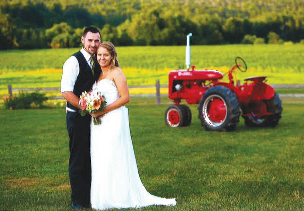 Paine-Ballard wedding