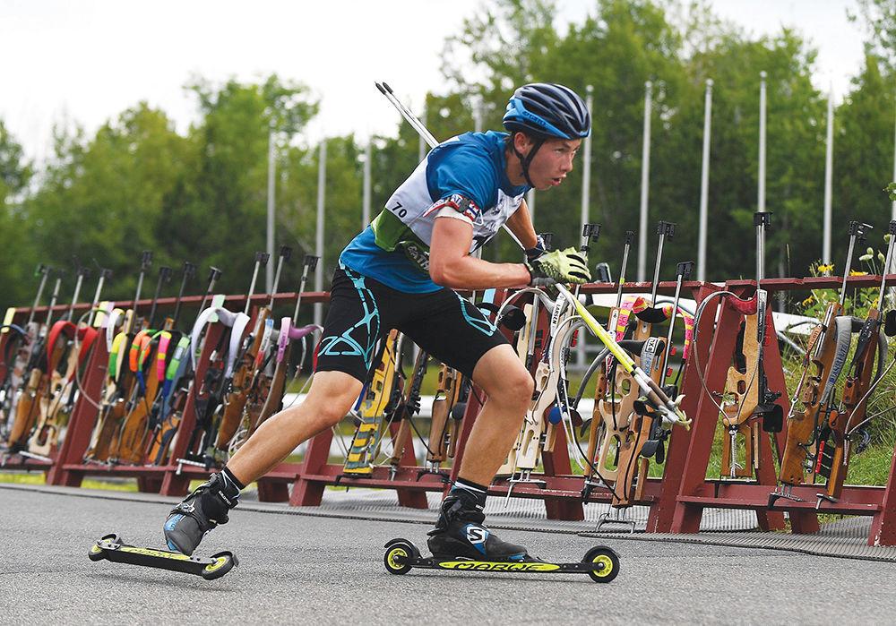 Rollerski Biathlon champ
