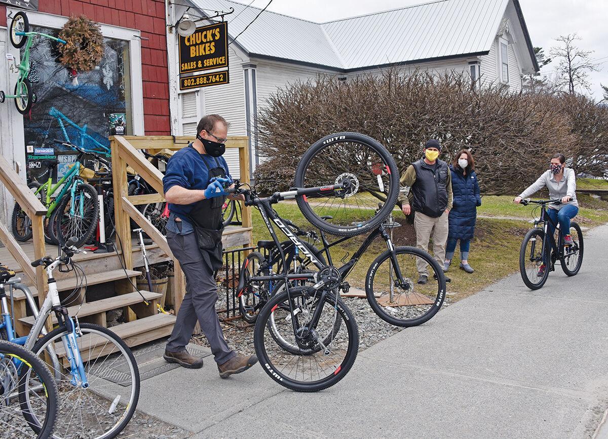 Chuck's Bikes