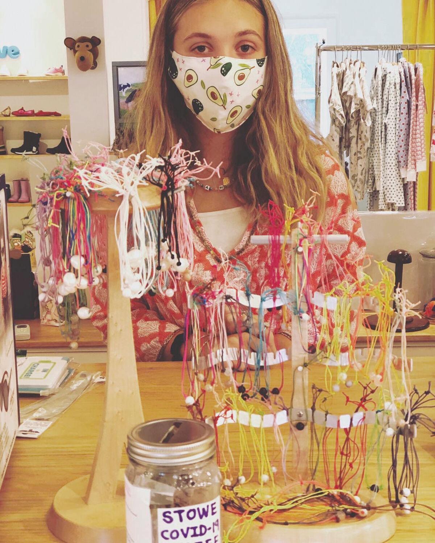 Lane Dreslin's bracelets