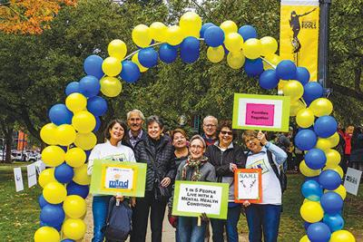 Families Together Raise Mental Health Awareness
