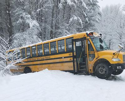 Moretown bus crash