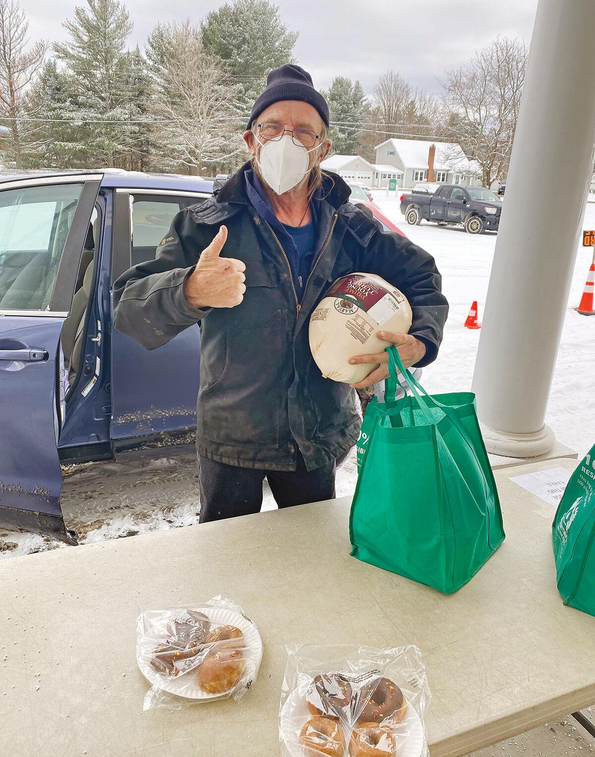 Food security: Larry Lathe