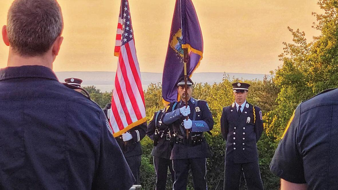 20 years on, South Burlington remembers events of Sept. 11