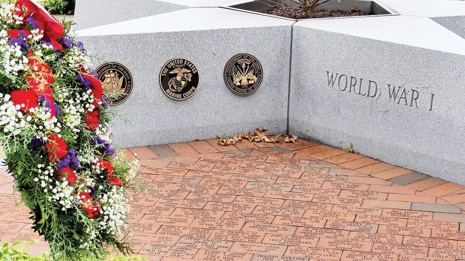 Veterans Day in Shelburne