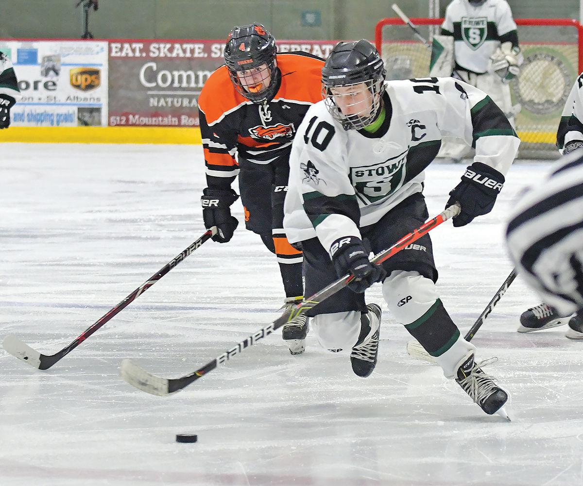 Boys hockey: Atticus Eiden