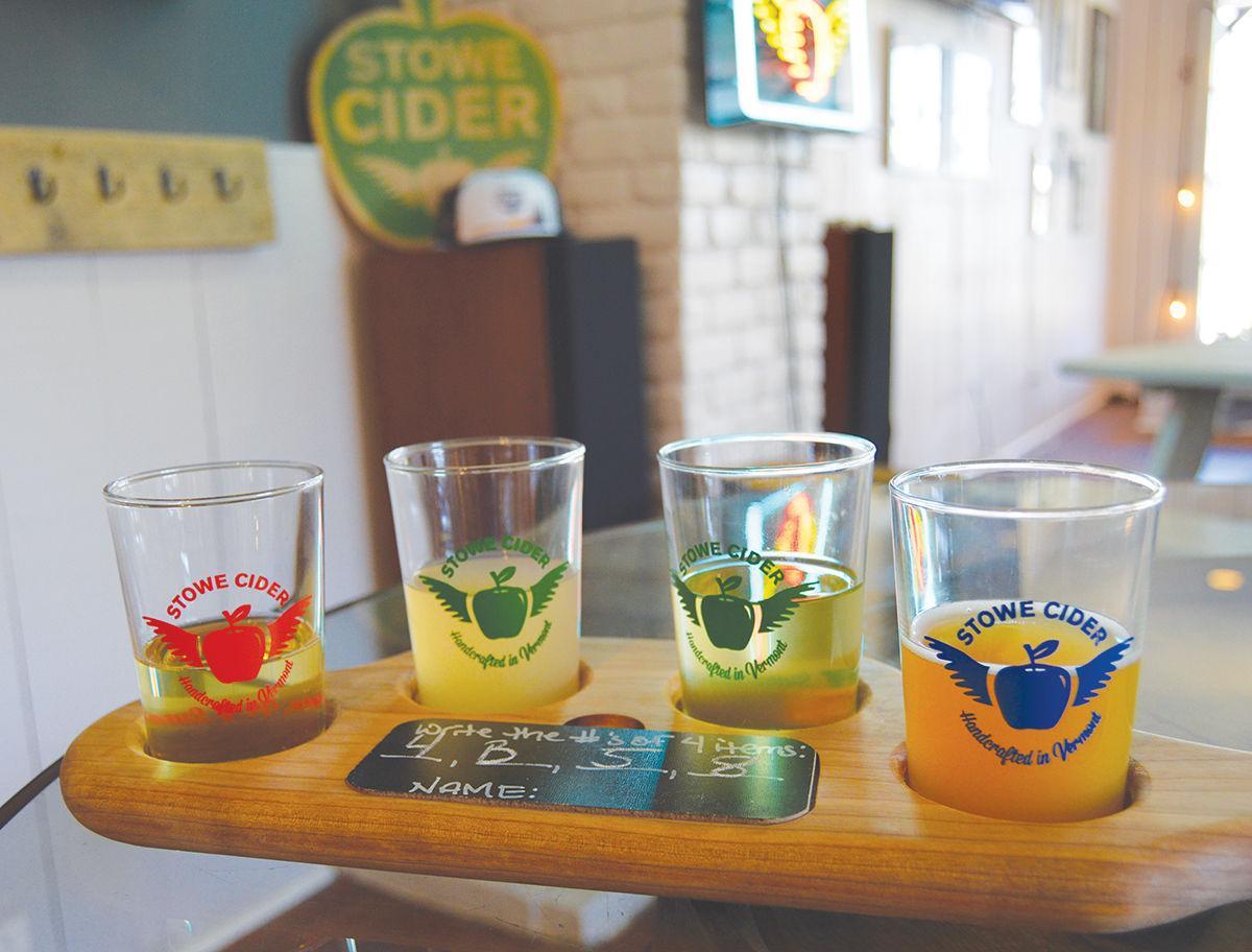 Cider flights