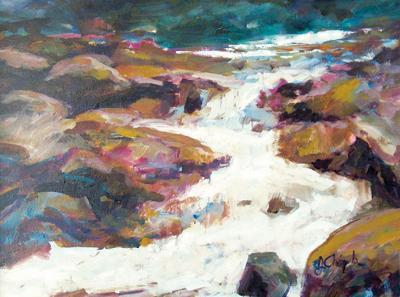 'Ebb and Flow' at the Bryan Memorial Gallery