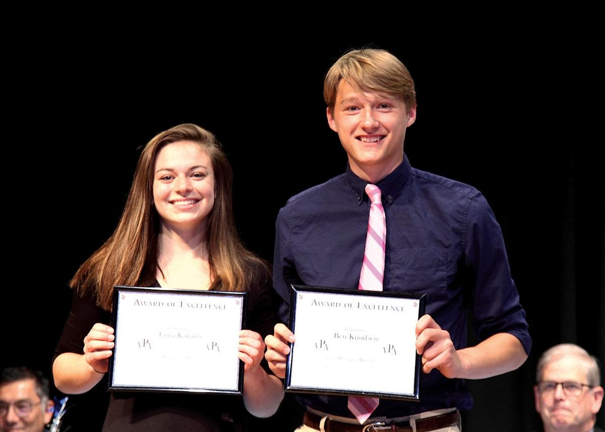 Annual All Sports Awards Night honors student athletes