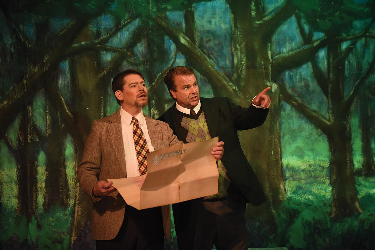 'Brigadoon' at Lamoille County Players