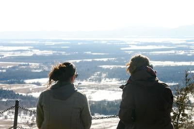 View from Mt. Philo State Park