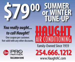 Haught Coupon: Get a Tune-Up